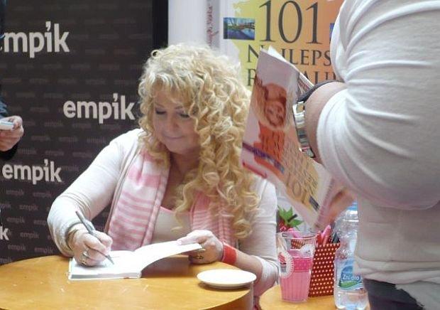 Magda Gessler promuje przewodnik