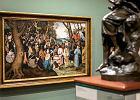Tropi� zaginione dzie�o Pietera Bruegla. Tyle �e to inny obraz