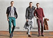 Moda męska: trendy na jesień, moda męska, styl