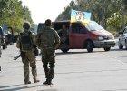 Na Ukrainie wojna i pokój