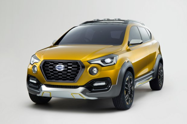 Salon Tokio 2015 | Datsun GO-cross | Bud�etowy crossover