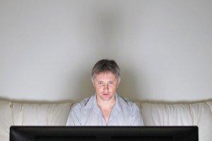Diagnoza jaskry przed telewizorem?