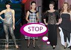 Modowe wpadki ostatniego tygodnia - kto wypad� najgorzej?
