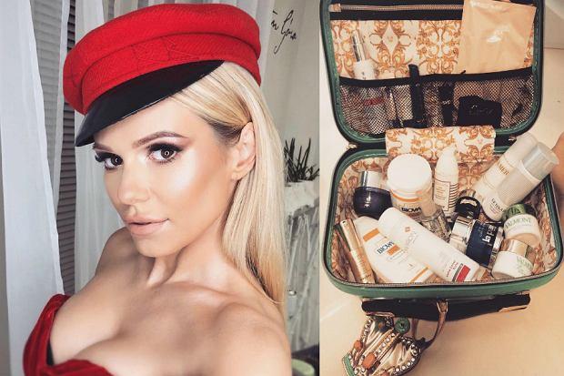 Doda pokazała kiedyś swoją kosmetyczkę, a w niej... same luksusy! Jednak to te dwie marki są najbardziej godne uwagi!