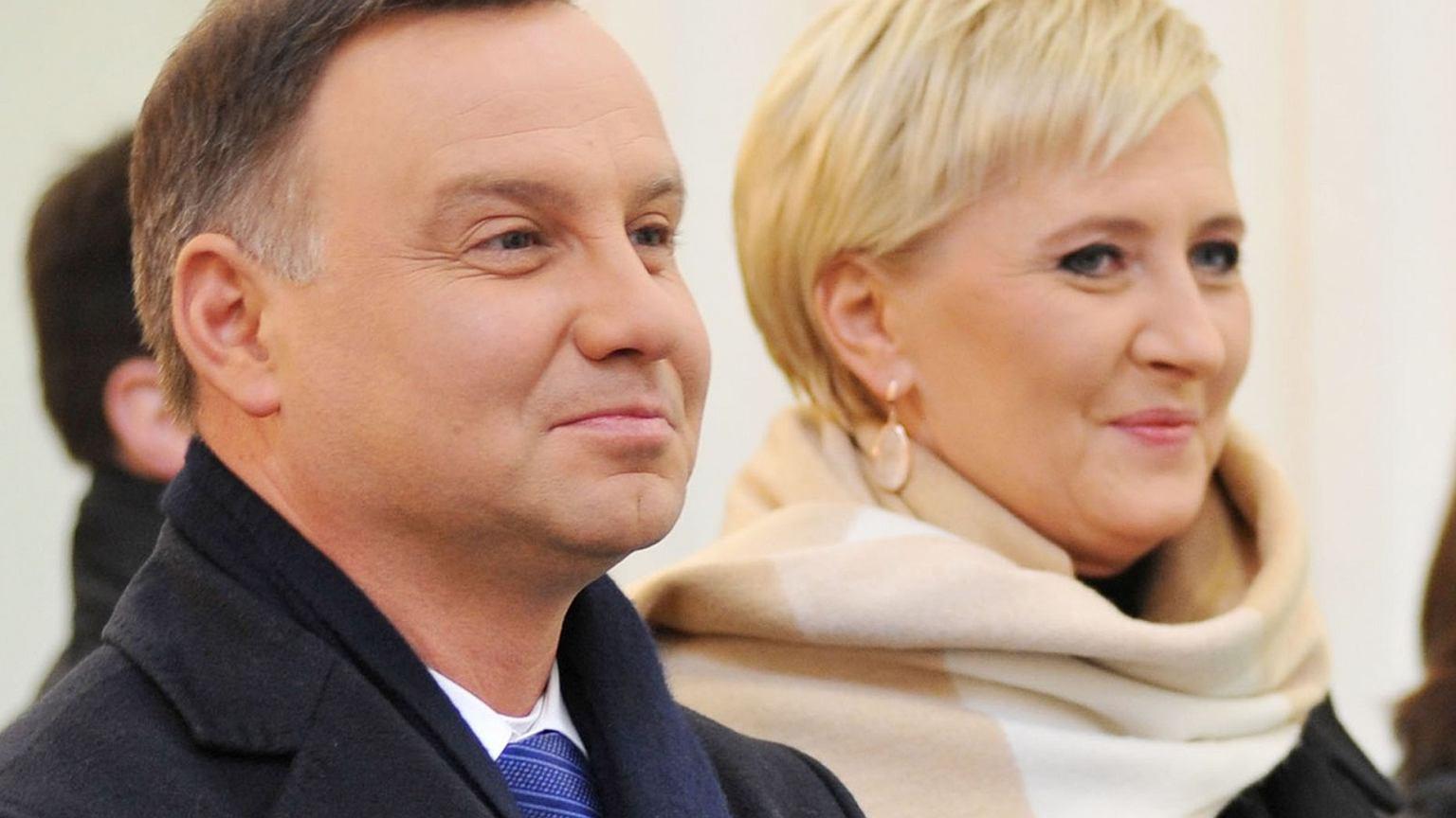 Andrzej Duda Składa życzenia Z Okazji Walentynek I