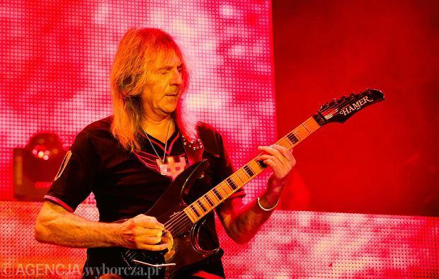 Koncert Judas Priest w Atlas Arenie w Łodzi