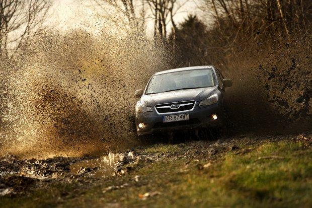 Subaru XV 2.0i Exclusive | Test | Z dużym prześwitem