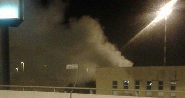 Alarm bombowy na lotnisku Fiumicino w Rzymie. Pasa�er twierdzi�, �e ma w torbie �adunek wybuchowy