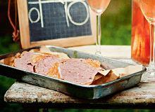 Terrina z gotowanej szynki, wieprzowiny i cielęciny - ugotuj