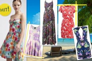Egzotyczne sukienki z wyprzeda�y - Top 5