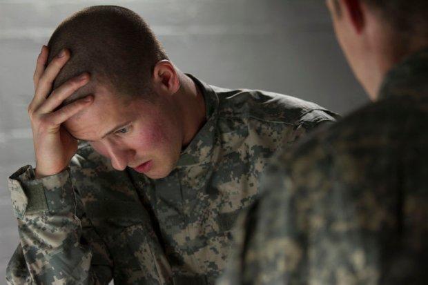 Silny stres jaki przeżywają żołnierze, może wywołać MUS - Medically Unexplained Symptoms, czyli objawy medycznie niewytłumaczalne.