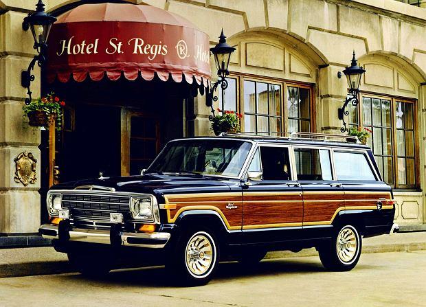 Jeep Wagoneer z 1986