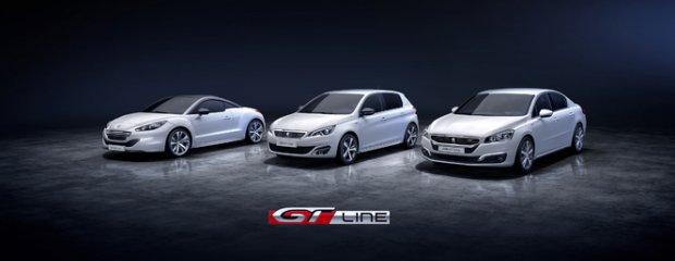 Peugeot GT-Line