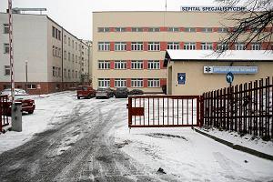 Lekarze odeszli. D�browski szpital zawiesza dzia�alno�� oddzia�u wewn�trznego