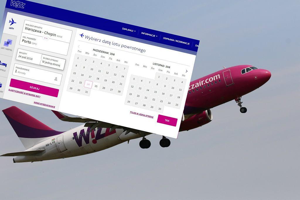 Z rozkładu lotów Wizz Air zniknęło kilkanaście połączeń