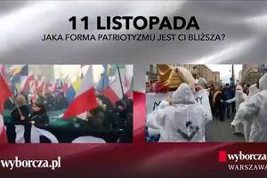 11 listopada w Warszawie: Marsz Niepodległości i pochód Koalicji Antyfaszystowskiej