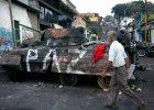 Trwające od ponad dwóch tygodni starcia między demonstrującymi w kilku prowincjach Wenezueli studentami a policją lewicowego rządu przybierają na sile