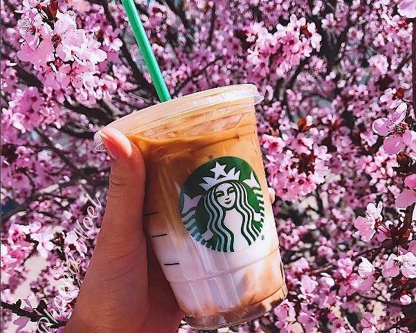 5 napoi ze Starbucksa, które mają mniej niż 100 kalorii!
