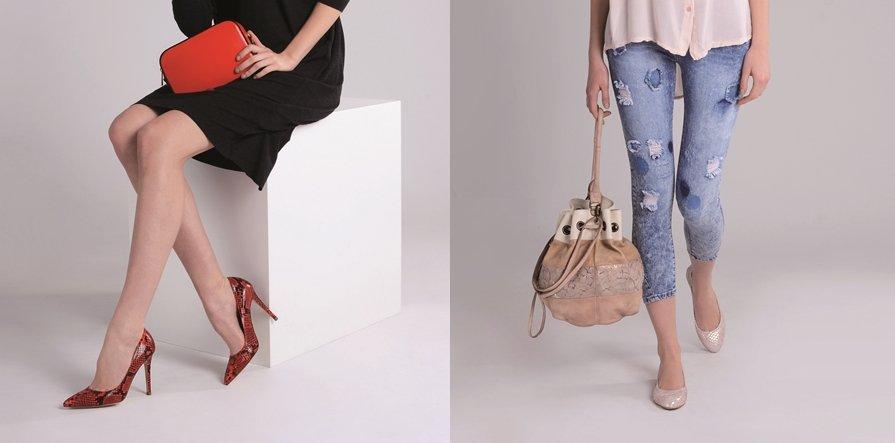 eea2cc940709a Wiosenna kolekcja Venezia: jakie buty i torebki będą modne w nadchodzących  sezonie?