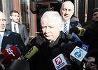 Jarosław Kaczyński obiecuje więcej 500+