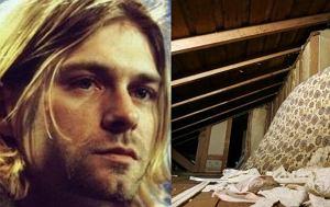 Dom Kurta Cobaina wystawiony jest na licytację