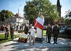 Na gdańskiej Oruni odsłonięto kontrowersyjny pomnik sanitariuszki Inki