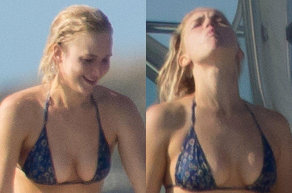 Zdj�cie numer 1 w galerii - Jennifer Lawrence w bikini wygl�da �wietnie, ale ciekawsze jest to, co ROBI.
