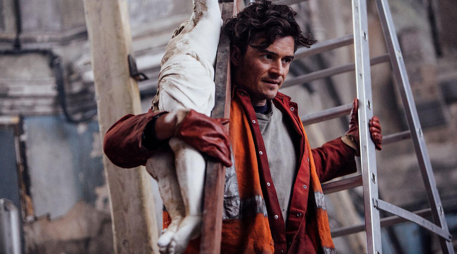 Kadr z filmu 'Gniew'