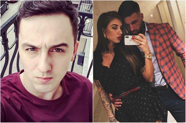 Deynn i jej partner, Daniel Majewski, grozili Sulinowi. Raper opowiedział o wszystkim na żywo na Instagramie.