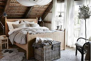 Kt�re tkaniny i dodatki wybra� do sypialni?