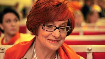 Prof. Magdalena Fuszara, pełnomocniczka rządu ds. równego traktowania
