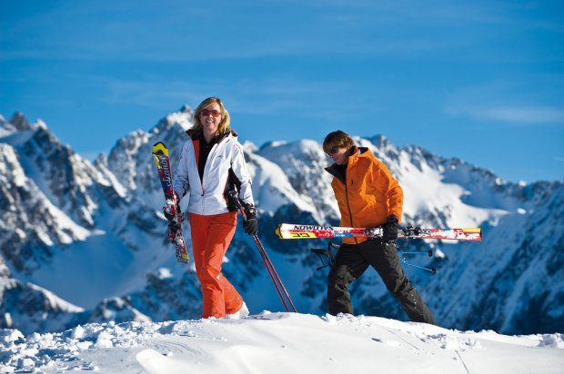 Tyrol - mekka polskich narciarzy