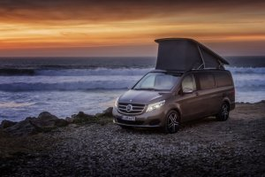 Mercedes Marco Polo | Dwie wersje | Galeria