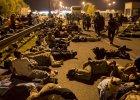 Nowe prawo dotycz�ce uchod�c�w na W�grzech. Rada Europy ��da wyja�nie�. Serbia wzywa do otwarcia granicy