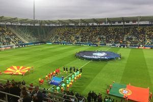 Euro U-21. Portugalia wygrała z Macedonią, ale odpadła z turnieju