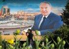 Nursu�tan, mistrz dyktator�w, zn�w zosta� prezydentem