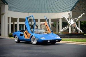 Lamborghini Countach LP400 | Pierwsze za ponad 1 mln $