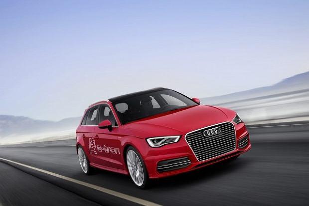 Salon Genewa 2013 | Audi A3 e-Tron