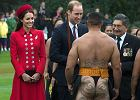 Kate i William na luzie