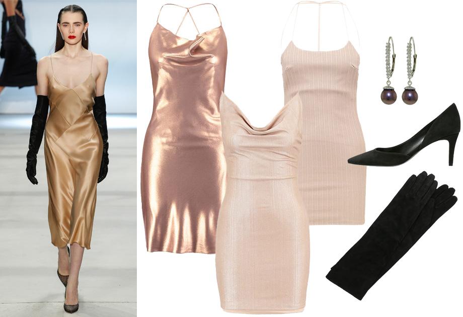1a9f9792b2 Gorący trend  minimalistyczne sukienki - zobacz jak robią to projektanci