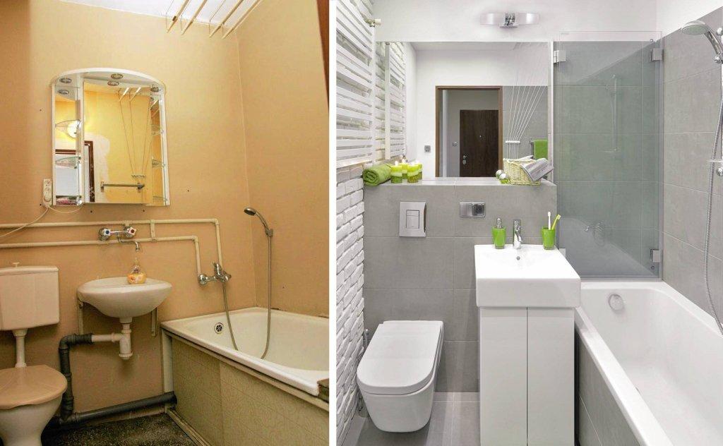 Pomysłowa Metamorfoza Małej łazienki W Bloku
