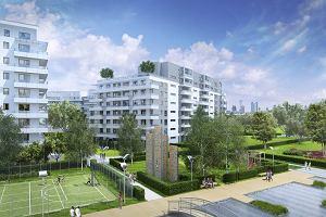 Trzy tysiące mieszkań powstanie w nowym osiedlu na Woli