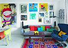 Dwupokojowe mieszkanie pełne koloru