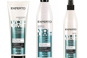 EXPERTO Professional VOLUME Specjalistyczna pielęgnacja włosów cienkich i pozbawionych objętości