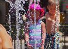 Kąpiel w fontannie miejskiej może się skończyć poważnym zatruciem i pobytem w szpitalu