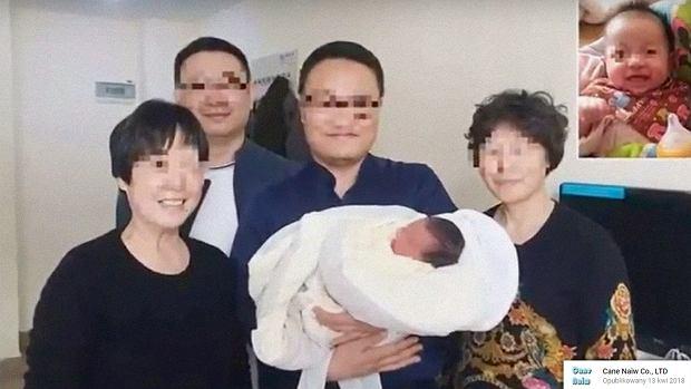 """Ten chłopiec przyszedł na świat 4 lata po śmierci rodziców. Jego narodziny """"wywalczyli"""" dziadkowie"""
