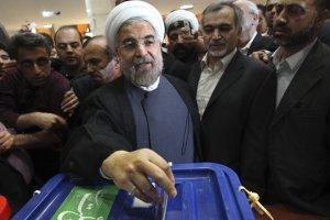 Jakie intencje ma ira�ski prezydent elekt Hasan Rowhani?