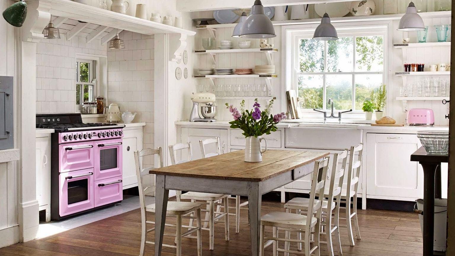 Jak urządzić kuchnię w stylu retro?