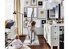 Jak powiesić zdjęcia na ścianie, aby stworzyć unikatową domową galerię?