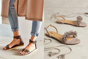 50 modeli najmodniejszych sandałów na lato!